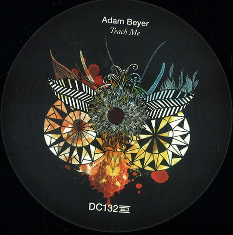 "Adam Beyer ‎– Teach Me 12"" Drumcode ‎– DC132"