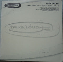 "Terry Callier - I Don't Want To See Myself (Without You) 2x12"" Talkin' Loud TKDJ63/64"