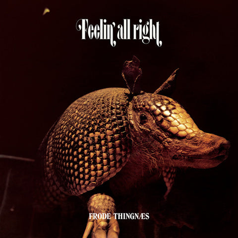 Frode Thingnaes ‎– Feelin' All Right - Preservation Records - P006