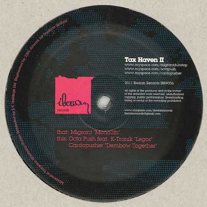 "Various - Tax Haven II 12"" Iberian Records IBR#006"