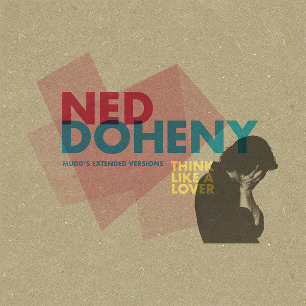 Ned Doheny ‎– Think Like A Lover - Be With Records ‎– BEWITH006TWELVE