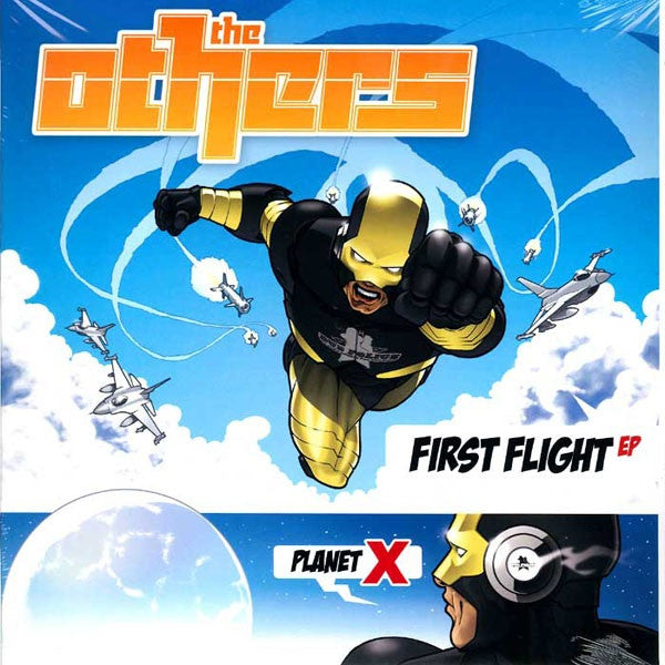 The Others - First Flight EP - Dub Police DP056