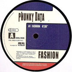 Phunky Data - Fashion - Edel EDL48826