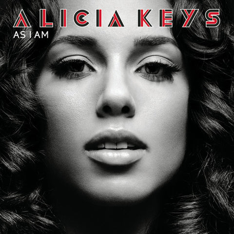 Alicia Keys ‎– As I Am (CD) J Records ‎– 88697 19051 2