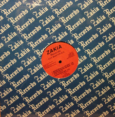 "Cut Master D.C. - Brooklyn Rocks The Best 12"" Zakia Records ZK 019 (USED)"