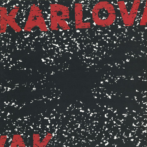 "DJ Jes ‎– First Generation Ep 12"" Karlovak ‎– KRLVK 2"