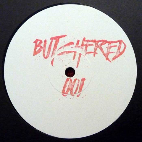 Cassius ‎– Go Up (Butch Remix) - PROMO ‎– BUTCHERED 001