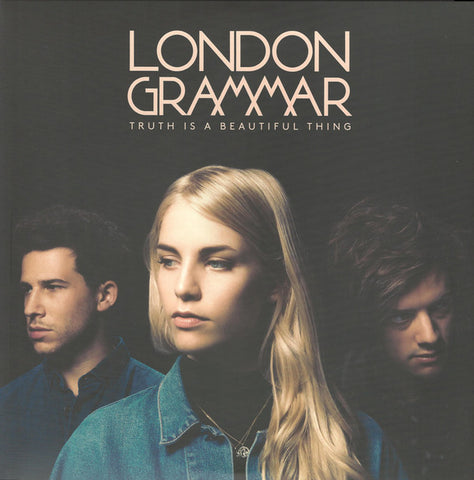 "London Grammar ‎– Truth Is A Beautiful Thing 2x12"" Metal & Dust, Ministry Of Sound ‎– MADART2LPLTD"