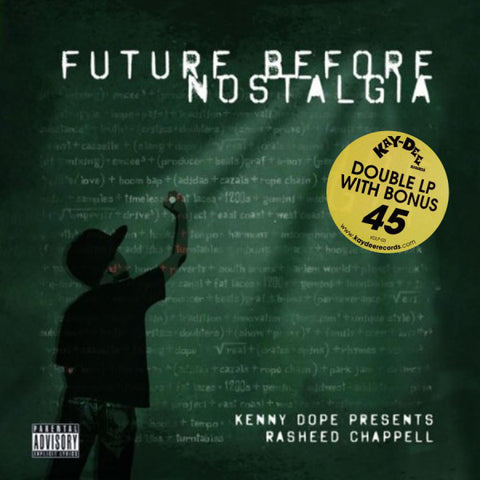 Rasheed Chappell ‎– Future Before Nostalgia - Kay-Dee Records ‎– KDLP-03