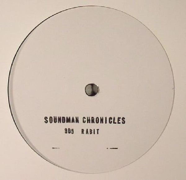 "Rabit - Sun Dragon 12"" Soundman Chronicles SMNCHR005"