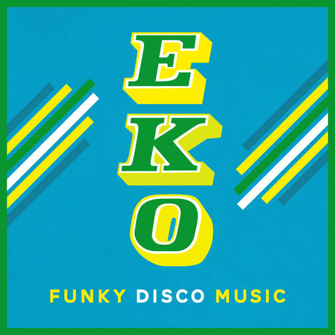 Eko - Funky Disco Music - Fly By Night Music ‎– FBNM014