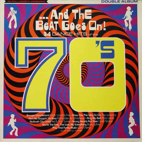 "Various - ...And The Beat Goes On! 2x12"" STAR2338 Telstar"