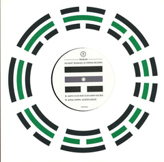 "Jahyu, Alpha Steppa ‎– To The End Of The Earth & Sea / Ancestral Memory 12"" Trigram - TRIGRAM05"
