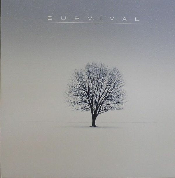 "Survival - Survival 3x12"" EXITLP003 Exit Records"