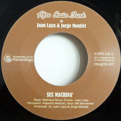 Juan Laya & Jorge Montiel ‎– Sex Machina' / Play It Loud - Imagenes ‎– imagenes017