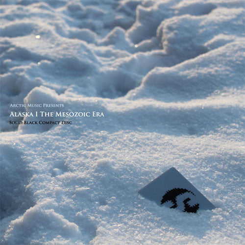 Alaska - The Mesozoic Era (CD) Arctic Music ‎– AMLPCD01