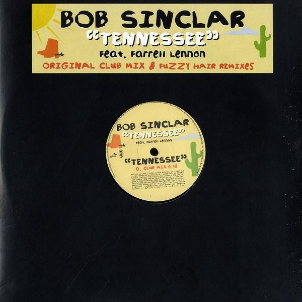 "Bob Sinclar - Tennessee 12"" Vendetta Records VENMX 774 (N)"