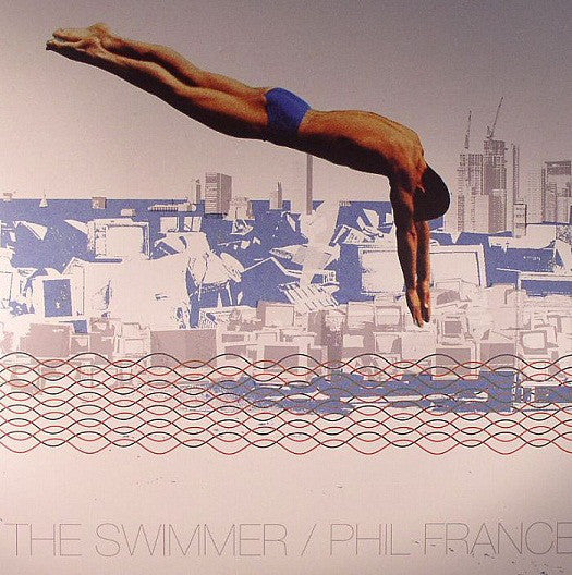 "Phil France ‎– The Swimmer 12"" Gondwana Records ‎– GONDLP016"