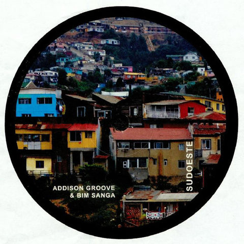 Addison Groove ‎– F1nk - Groove ‎– GROOVE 005