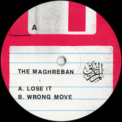 The Maghreban ‎– Lose It / Wrong Move - Black Acre ‎– ACRE062