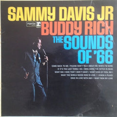 Sammy Davis Jr. / Buddy Rich - The Sounds Of '66 - Reprise Records RLP 6214