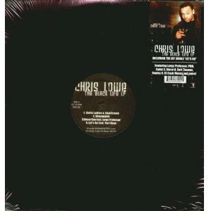 "Chris Lowe - The Black Life LP 2x12"" Nature Sounds NSD 109"
