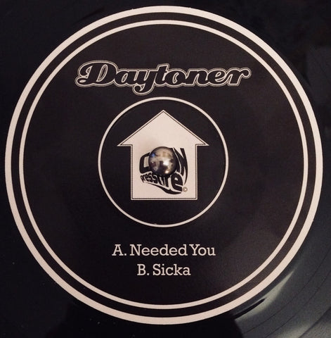 Daytoner ‎– Needed You - Cabin Pressure Recordings ‎– CPR004