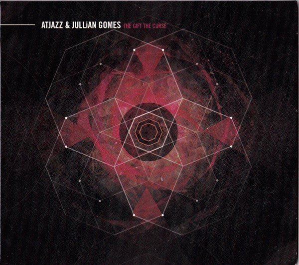 Atjazz & Jullian Gomes ‎– The Gift The Curse (CD) Atjazz ‎– ARC-014-CD