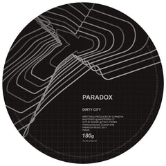 "Paradox - Dirty City / Marxism 12"" Paradox Music PM025"