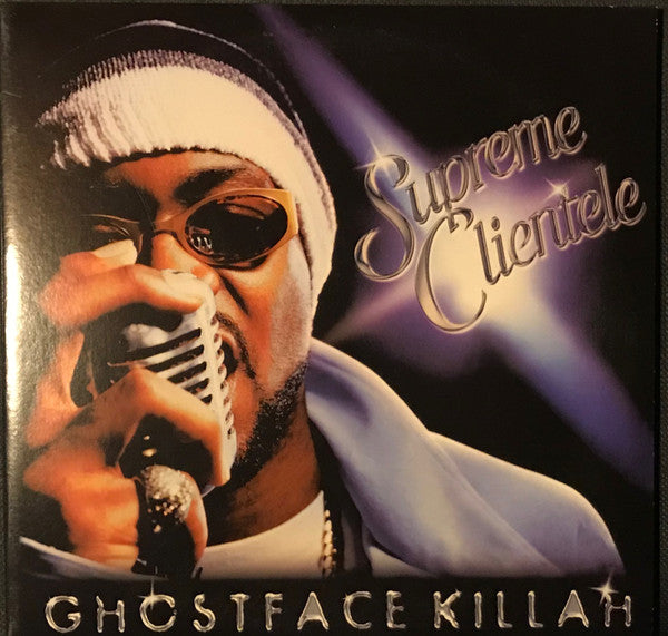Ghostface Killah ‎– Supreme Clientele - Get On Down ‎– GET 51270