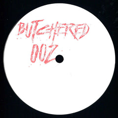"Unknown Artist ‎– The Funk 12"" PROMO ‎– BUTCHERED 002"