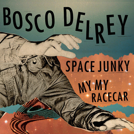"Bosco Delrey ‎– Space Junky / My My Racecar 12"" Mad Decent ‎– MAD-114"