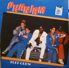 "Tuff Crew / Krown Rulers ‎– Phanjam 12"" Soo Deff Records ‎– TM 235, Traffic Entertainment Group ‎– TM 235"