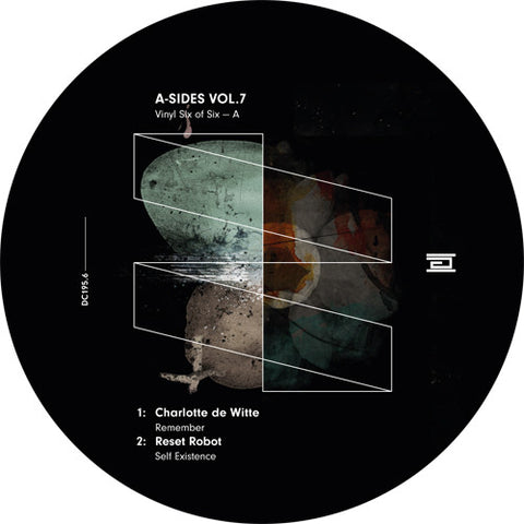 Various ‎– A-Sides Volume 7 (Six Of Six) - Drumcode ‎– DC195.6