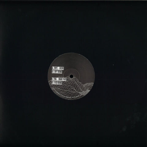 "Toyc / Itoa - Kicks / Snake Pass 12"" Bun The Grid ‎– BTG002"