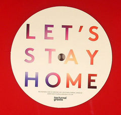 Frankie Knuckles, Director's Cut, Inaya Day ‎– Let's Stay Home - Nocturnal Groove ‎– NCTGD102V