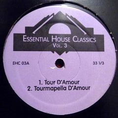 "Various - Essential House Classics Vol. 3 12"" EHC 03"