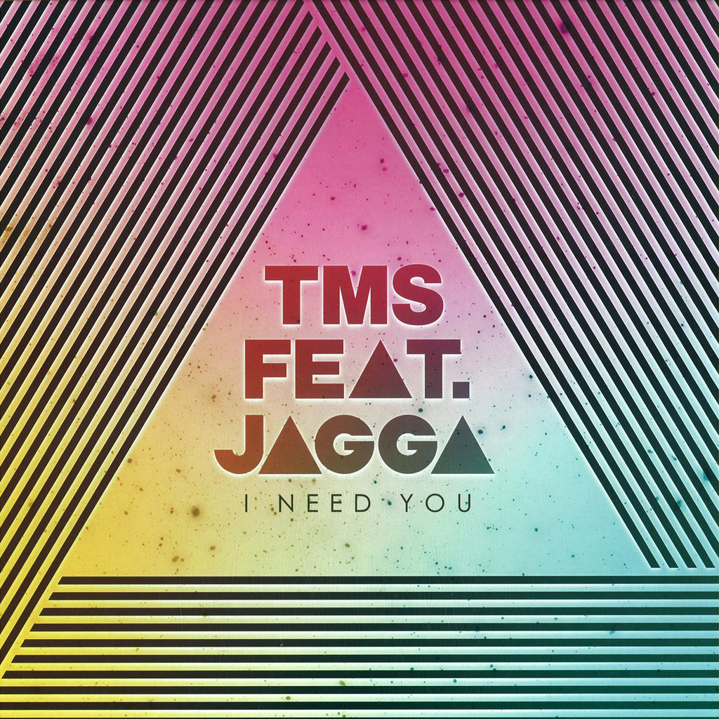 TMS Featuring Jagga ‎– I Need You - Major Label ‎– 88697924521