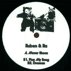"Ruben & Ra - Newer Shooz 12"" Retrospective RETRO.001"