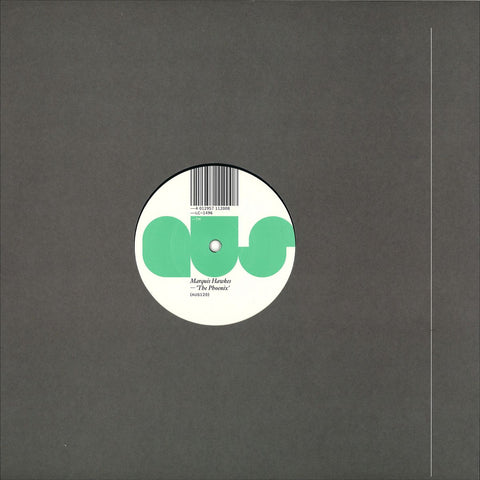 "Marquis Hawkes ‎– The Phoenix 12"" Aus Music ‎– AUS120"