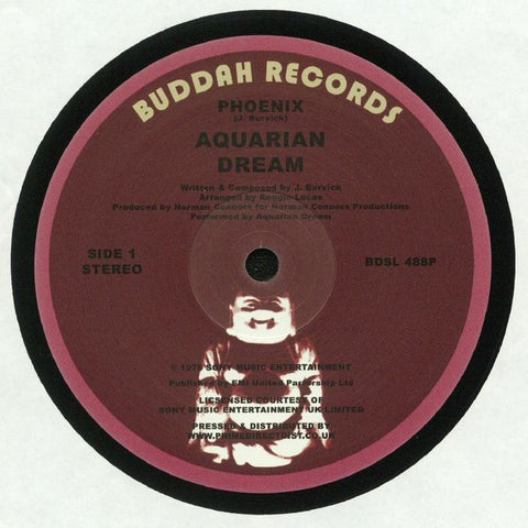 Aquarian Dream - Phoenix / East 6th Street - Buddah Records ‎– BDSL 488P