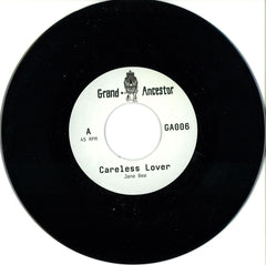 "Jane Bee / Naram ‎– Careless Lover / Careless Dub 12"" Grand Ancestor ‎– GA006"