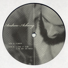 "Andrew Ashong ‎– Flowers 12"" Sound Signature ‎– SS048"
