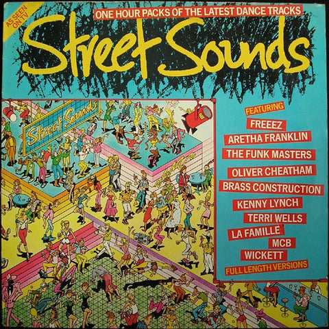 "Various - Street Sounds Edition 5 12"" Street Sounds STSND 005"