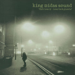 "King Midas Sound - Dub Heavy - Hearts & Ghosts 12"" Hyperdub HDB021"