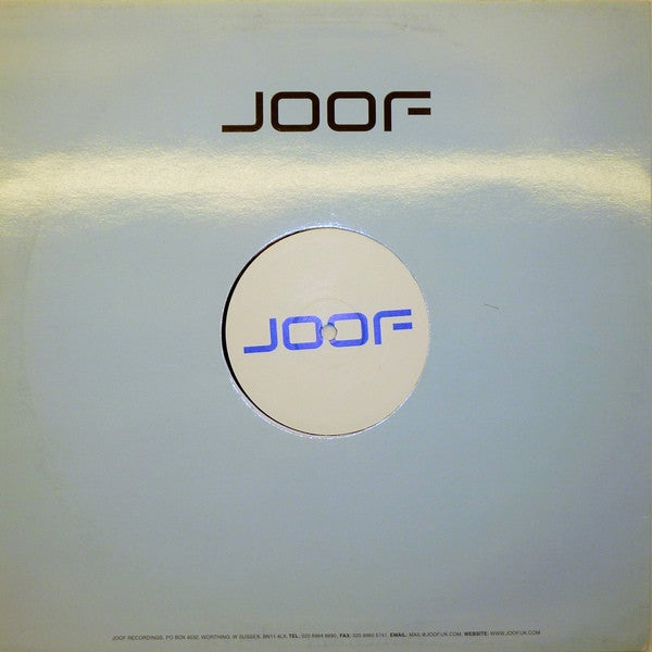 "Beetseekers - Walk Of Notes 12"" Joof Recordings JOOF10"