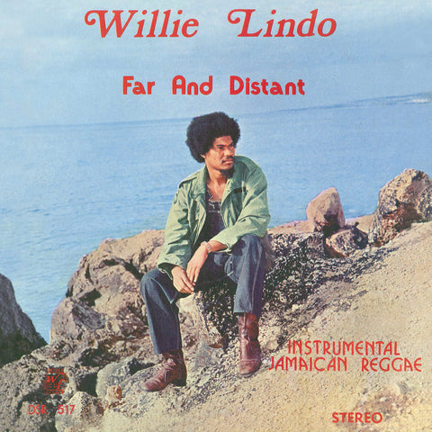 Willie Lindo ‎– Far And Distant - Dub Store Records ‎– DSR-CD-517