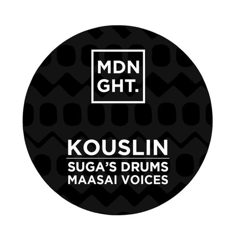 Kouslin ‎– Suga's Drums EP - Mdnght Records ‎– MDNGHT003