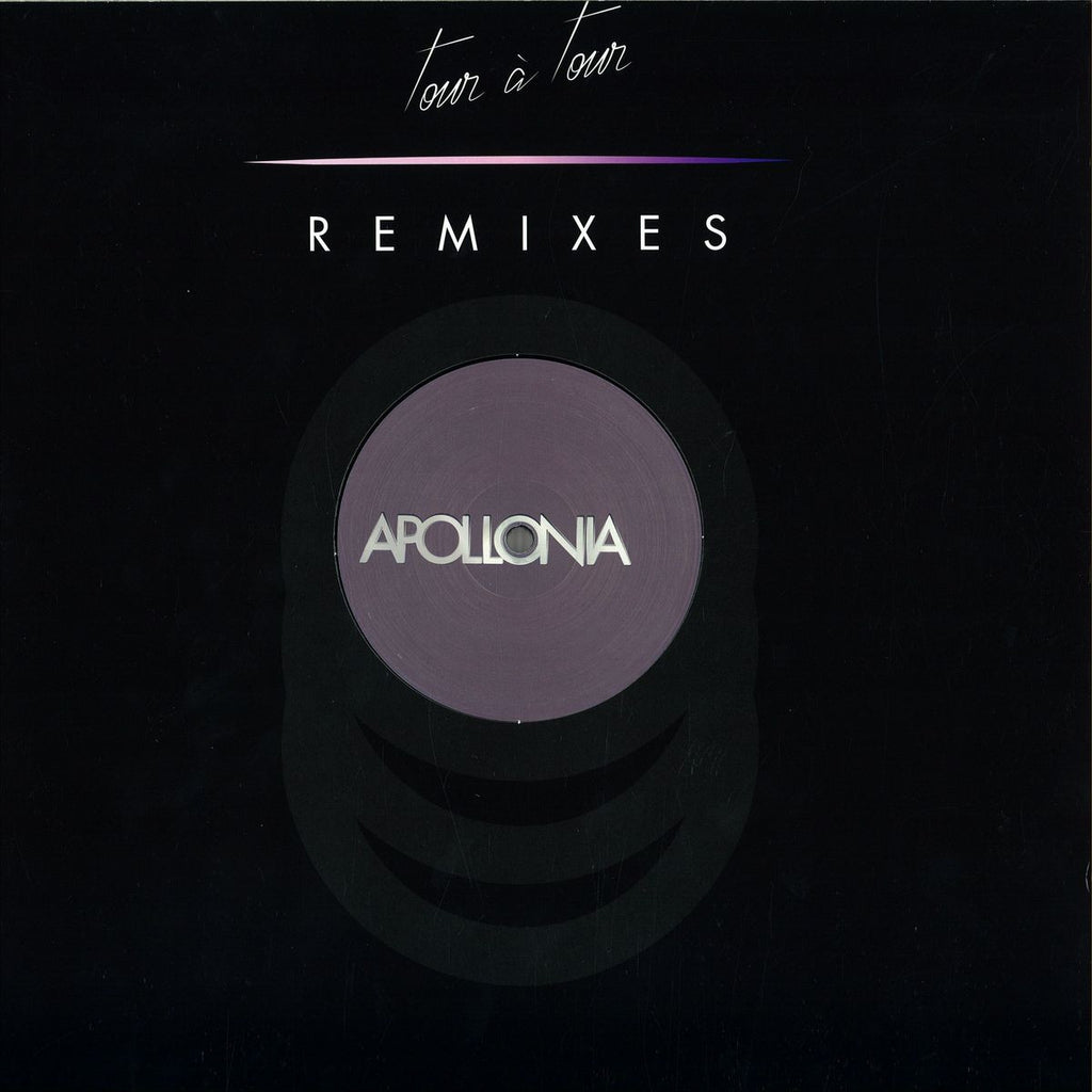 "Apollonia - Tour A Tour Remixes 12"" Apollonia ‎– APOLLONIA 24"