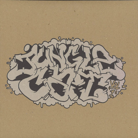 Various ‎– Jungle Cat Vol 1 - Jungle Cat Recordings ‎– JCAT005